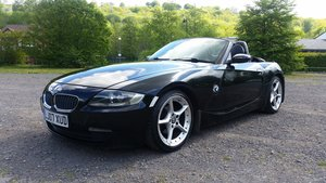2007 BMW Z4 Roadster 2.5 sport 1 previous owner 24k For Sale