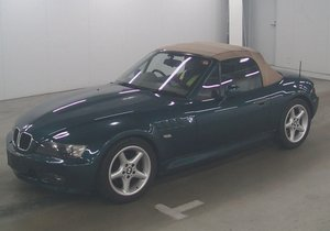 1998 BMW Z3 IMPORTED ROADSTER CONVERTIBLE 1.9 AUTOMATIC *