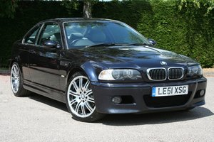 2001 BMW M3 E46 Manual For Sale