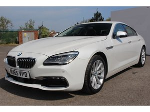 2015 BMW 640d Gran Coupe SE Automatic - 61,800 miles