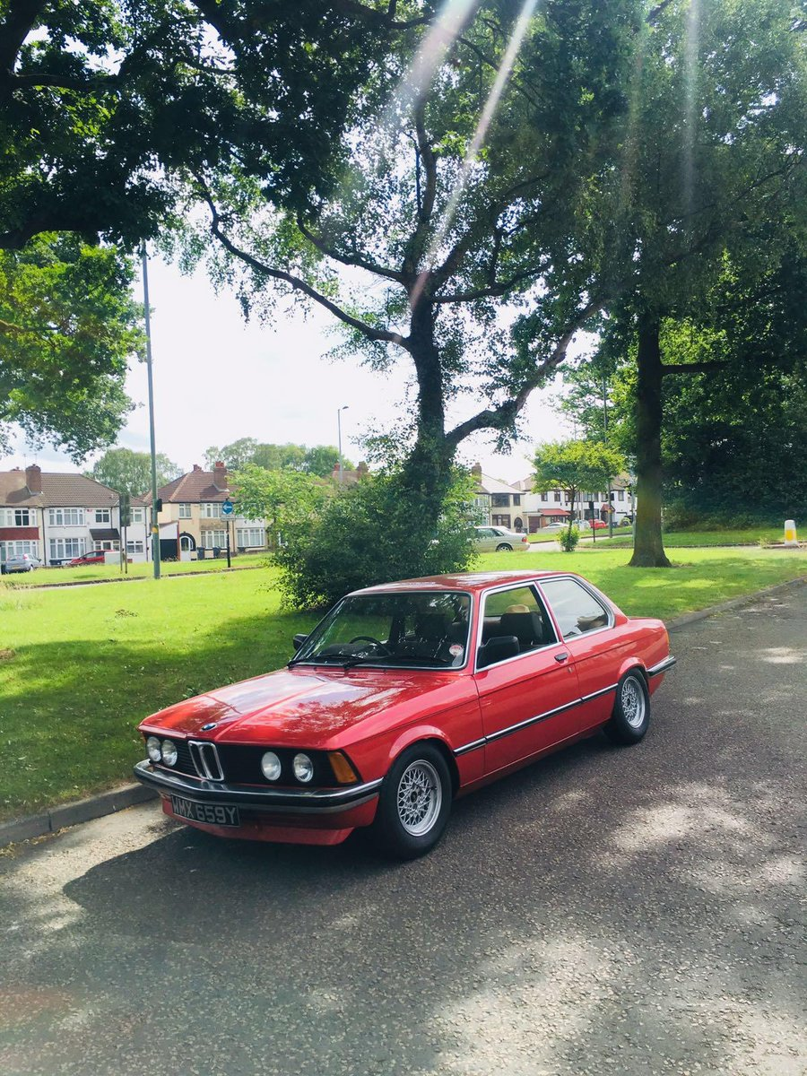 BMW E21, 1982, 320i. Absolute gem of a classic! For Sale (picture 1 of 6)