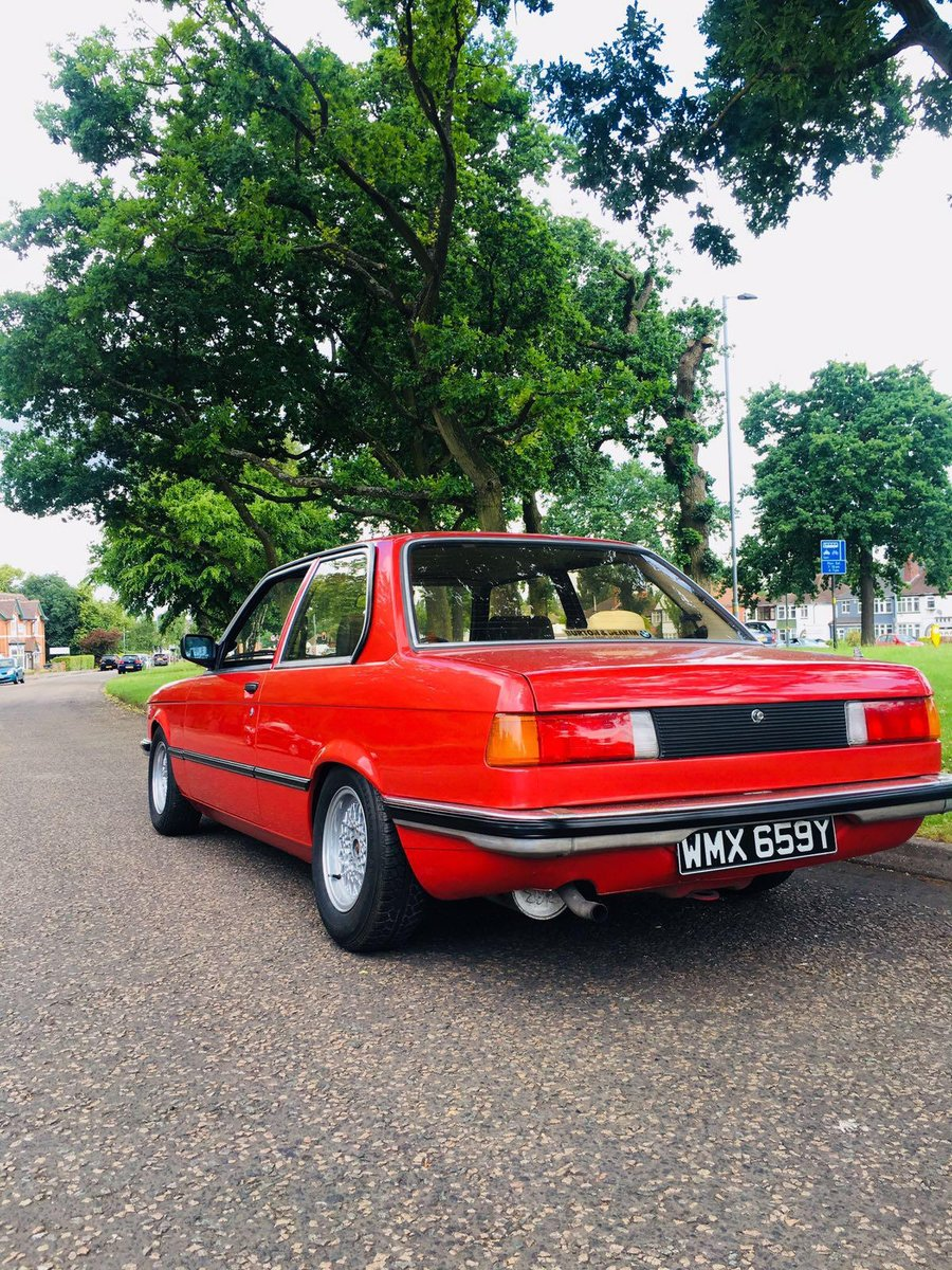 BMW E21, 1982, 320i. Absolute gem of a classic! For Sale (picture 3 of 6)