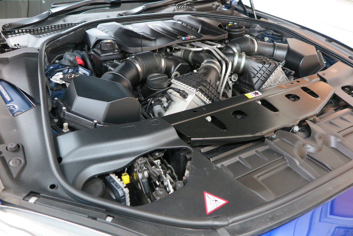 2016 16 BMW M6 4.4 ( 560bhp ) 4 Door Gran Coupe M DCT M6  For Sale (picture 5 of 6)