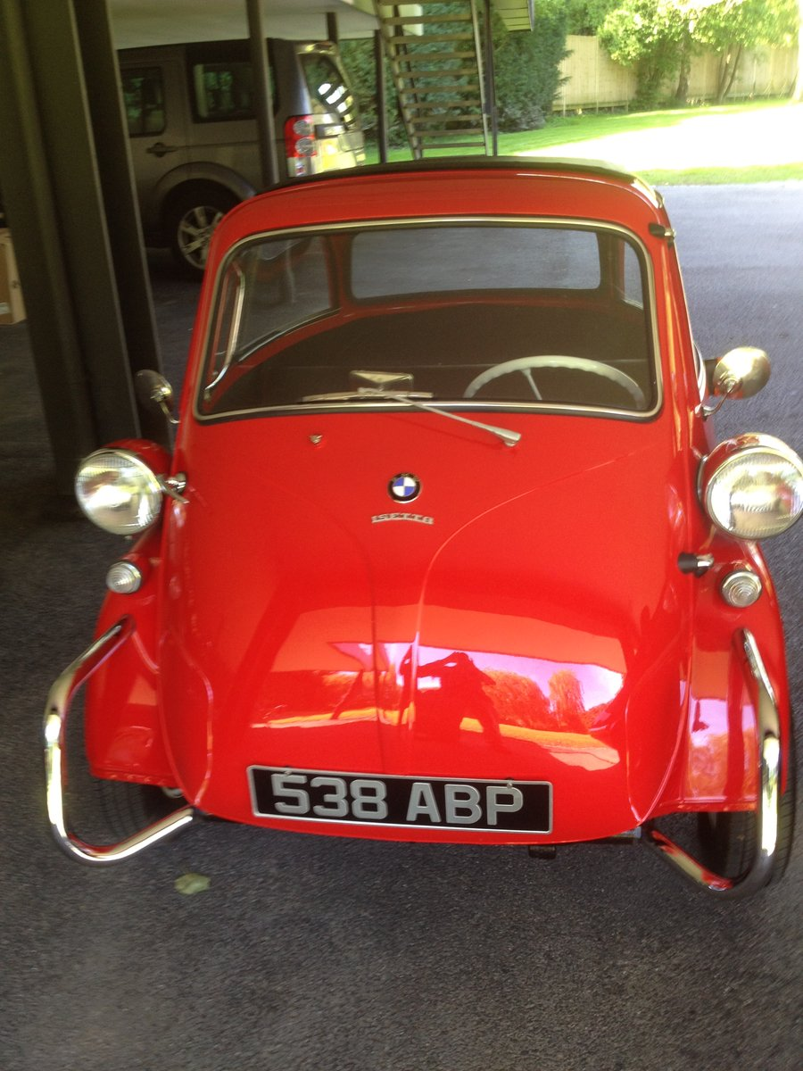 1960 BMW Isetta 300  For Sale (picture 1 of 5)