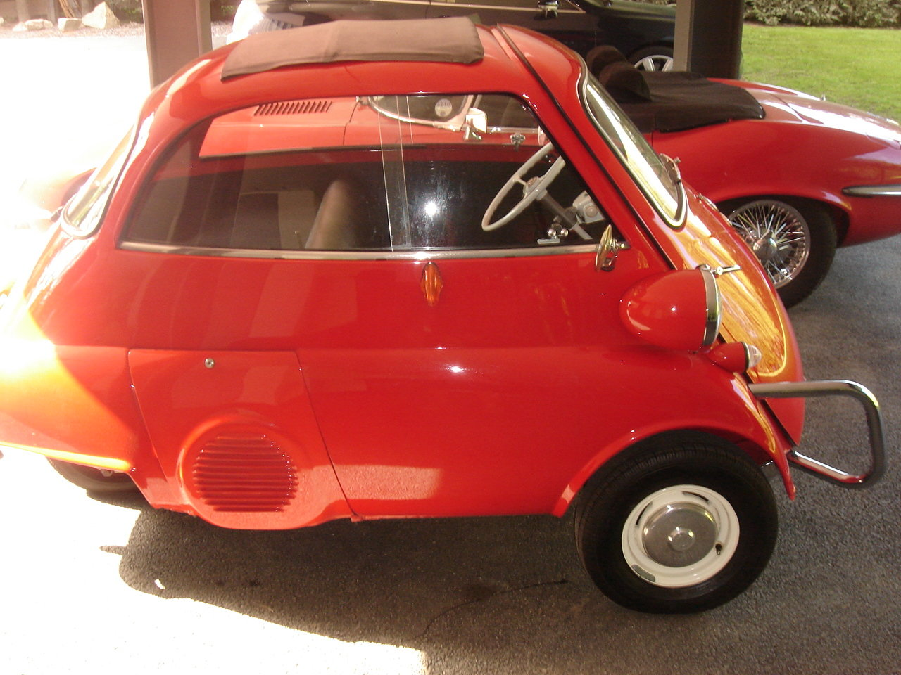 1960 BMW Isetta 300  For Sale (picture 3 of 5)