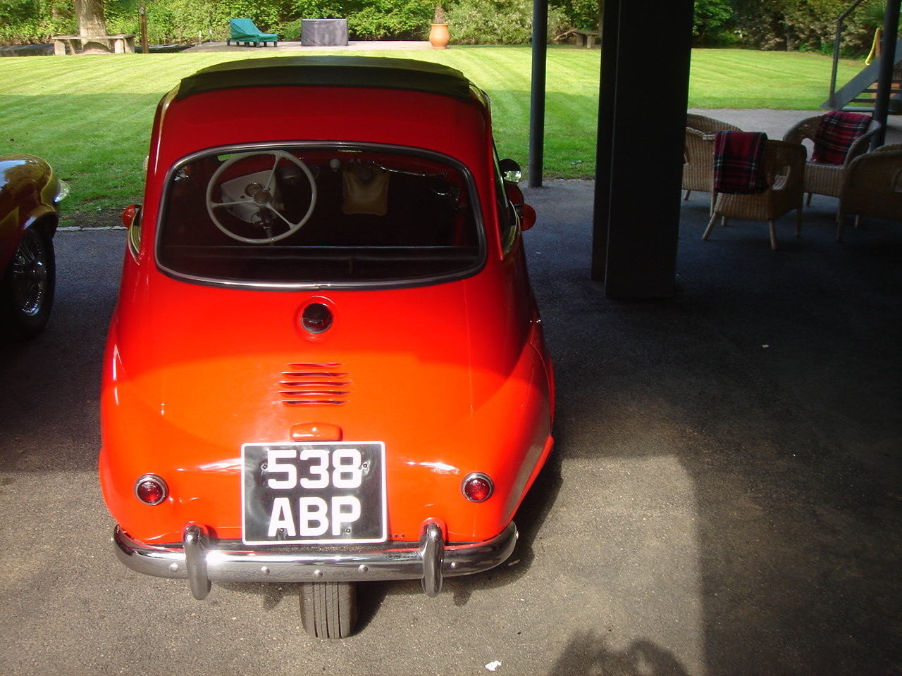 1960 BMW Isetta 300  For Sale (picture 5 of 5)
