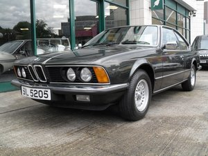 1983 BMW 628 CSI For Sale