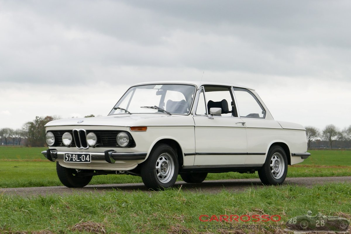1974 BMW 2002 Original Dutch car in good condition For Sale (picture 1 of 6)