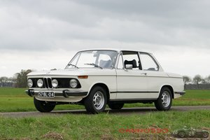 1974 BMW 2002 Original Dutch car in good condition For Sale