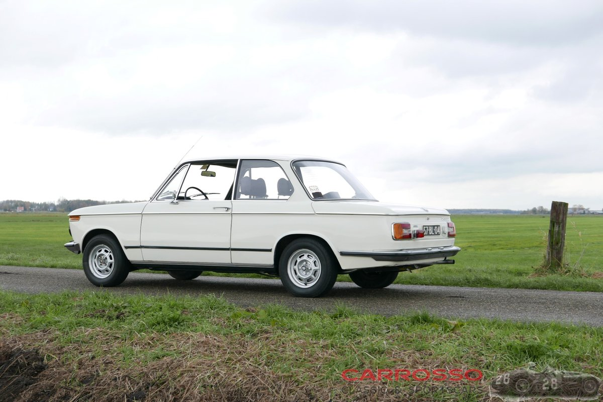 1974 BMW 2002 Original Dutch car in good condition For Sale (picture 2 of 6)