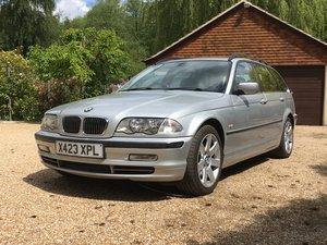 2000 BMW E46 330i Touring Manual