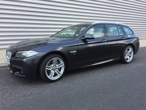 2014 BMW 5 Series 550i M Sport Touring One Owner