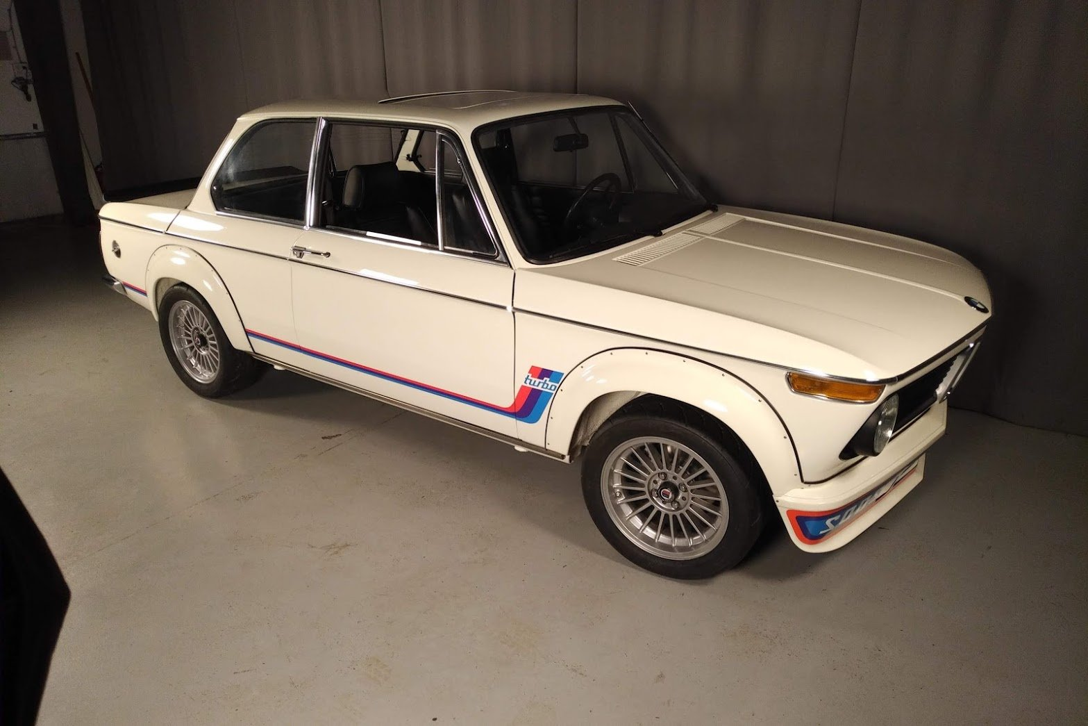 1974 BMW 2002 Turbo For Sale (picture 1 of 6)
