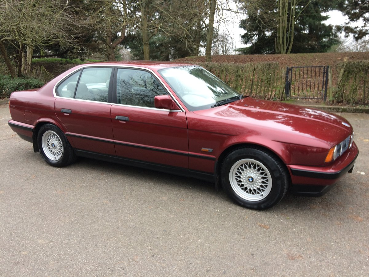 1992 Bmw 5 series 525i se automatic  2.500cc For Sale (picture 2 of 6)