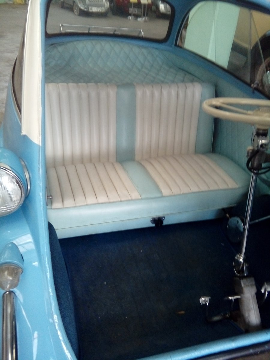 1957 BMW ISETTA For Sale (picture 2 of 6)