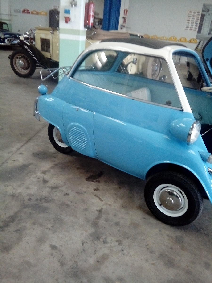 1957 BMW ISETTA For Sale (picture 3 of 6)