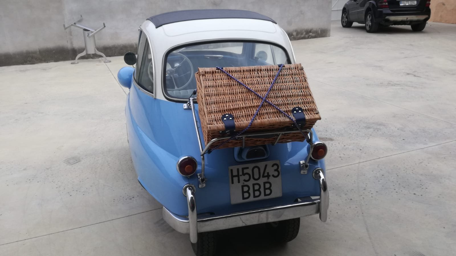 1957 BMW ISETTA For Sale (picture 4 of 6)