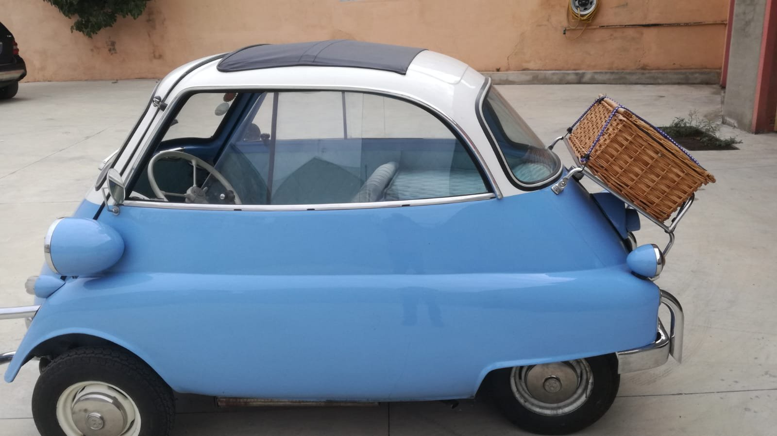 1957 BMW ISETTA For Sale (picture 5 of 6)