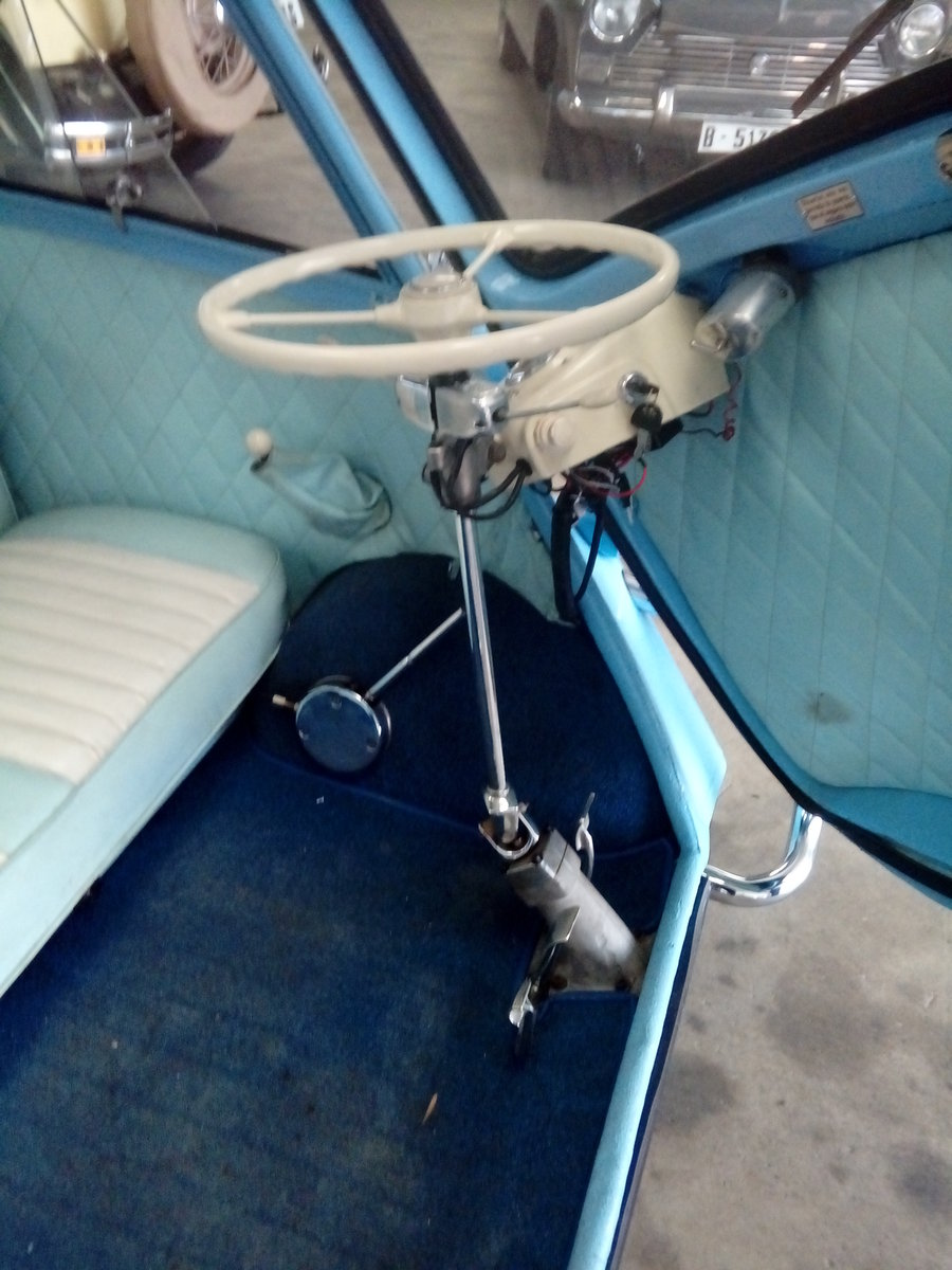 1957 BMW ISETTA For Sale (picture 6 of 6)