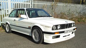 1990 BMW E30 Alpina B3 Evocation at ACA 15th June  For Sale