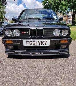 1989 BMW e30 Alpina C2 2.7