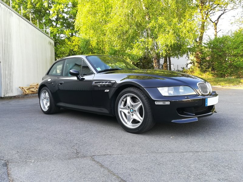 1999 BMW Z3 M Coupe For Sale (picture 1 of 6)