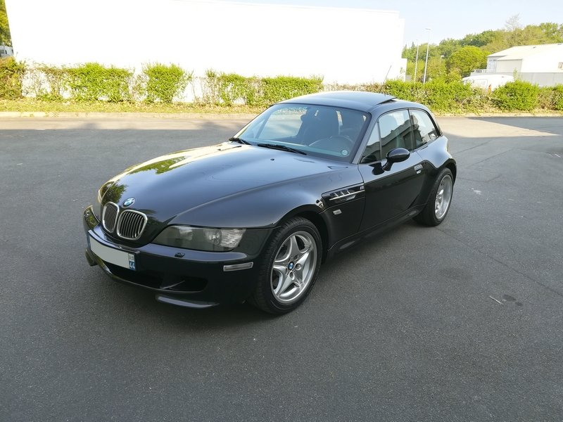 1999 BMW Z3 M Coupe For Sale (picture 2 of 6)