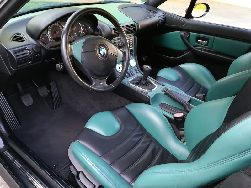 1999 BMW Z3 M Coupe For Sale (picture 4 of 6)