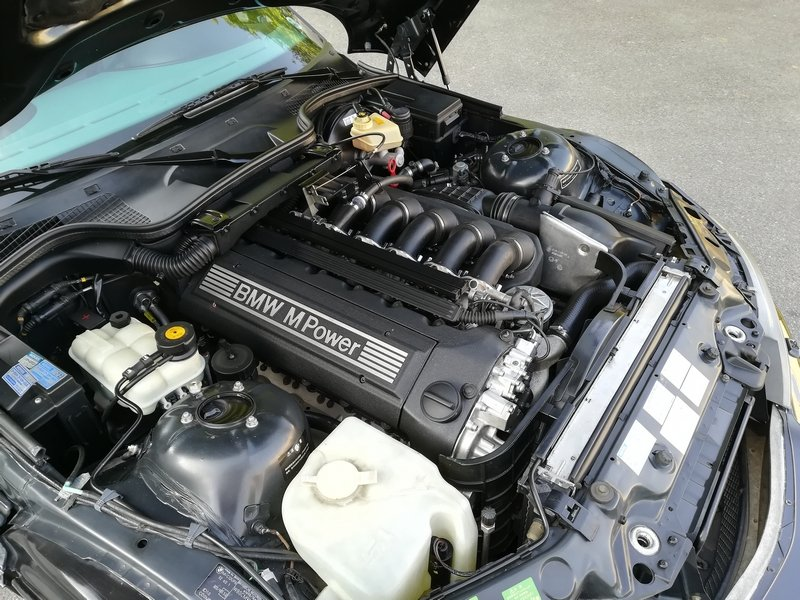1999 BMW Z3 M Coupe For Sale (picture 6 of 6)