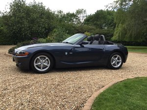 BMW Z4 2.5i Roadster 2003/03 low mileage/2 owners For Sale