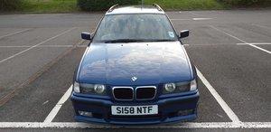 1999 BMW e36 Touring M Sport Avus Blue 73k