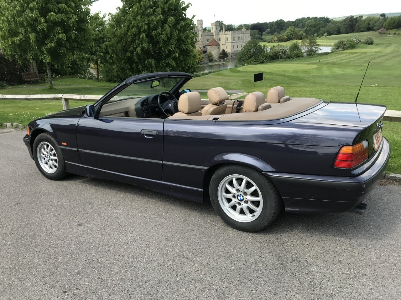 1998 BMW 323i convertible E36 low miles new MOT For Sale (picture 2 of 2)