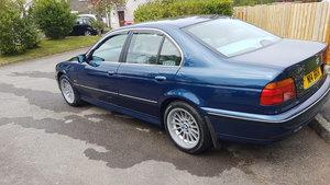 1999 LOVELY BMW E39 523I SE