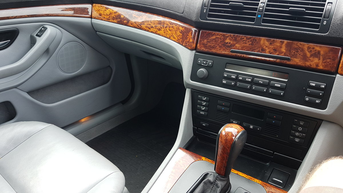 1999 LOVELY BMW E39 523I SE For Sale (picture 3 of 6)
