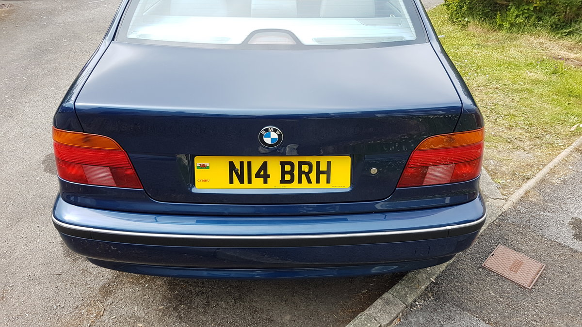 1999 LOVELY BMW E39 523I SE For Sale (picture 5 of 6)