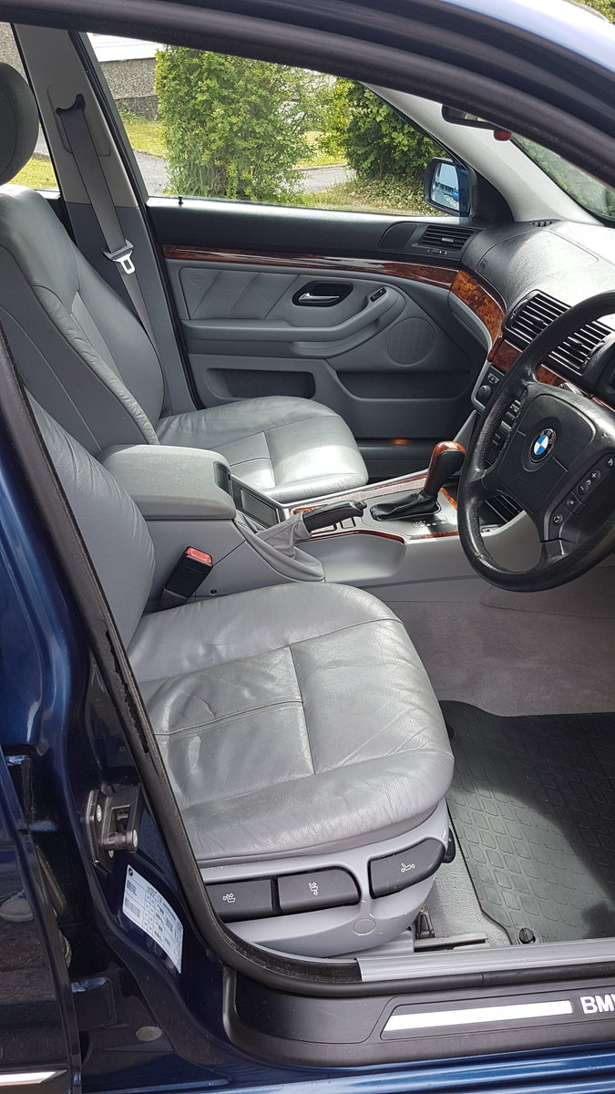 1999 LOVELY BMW E39 523I SE For Sale (picture 6 of 6)