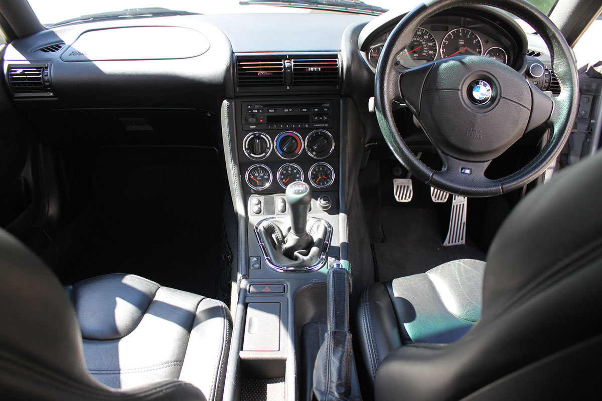 2000 BMW M Coupe E36/8 (Z3M) For Sale (picture 2 of 6)