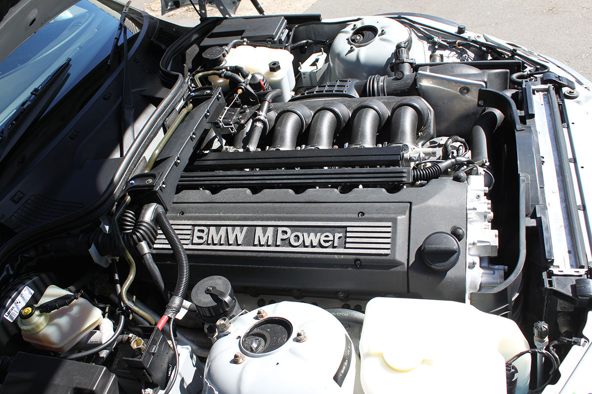 2000 BMW M Coupe E36/8 (Z3M) For Sale (picture 4 of 6)