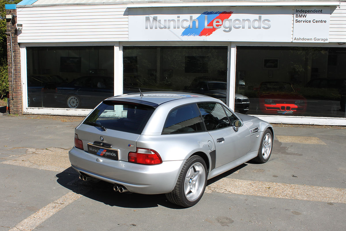 2000 BMW M Coupe E36/8 (Z3M) For Sale (picture 5 of 6)