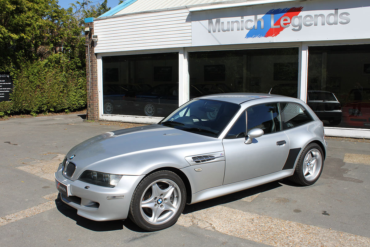2000 BMW M Coupe E36/8 (Z3M) For Sale (picture 6 of 6)