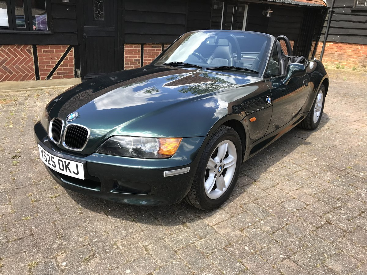1999 LOW MILEAGE STUNNING  CLASSIC BMW FUN DRIVE NEW MOT SOLD (picture 1 of 6)