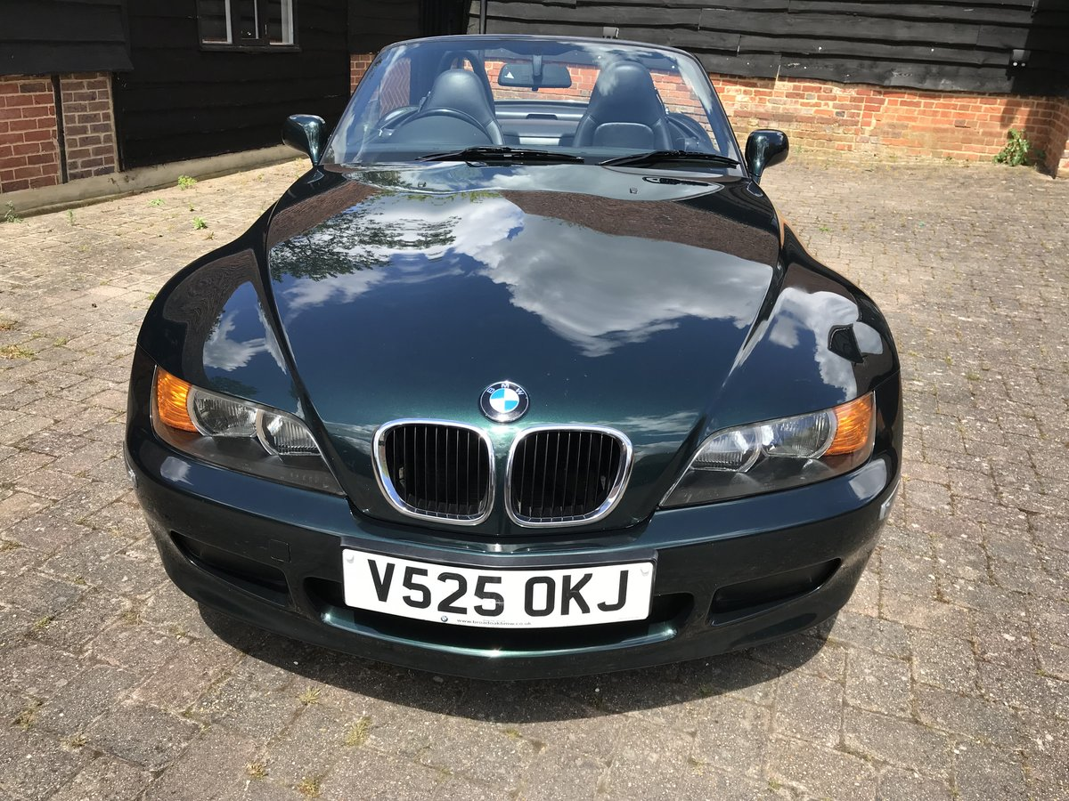 1999 LOW MILEAGE STUNNING  CLASSIC BMW FUN DRIVE NEW MOT SOLD (picture 2 of 6)