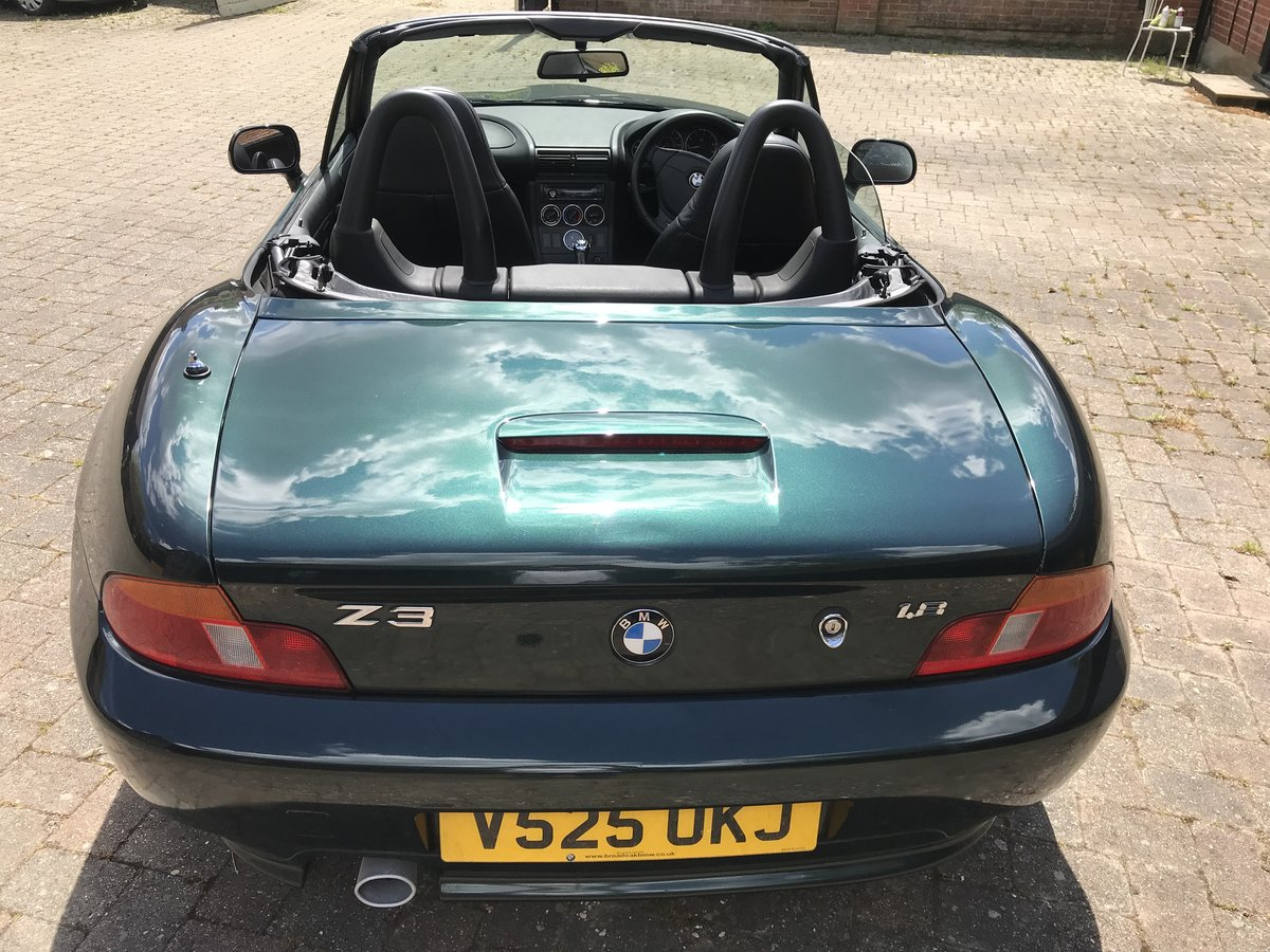 1999 LOW MILEAGE STUNNING  CLASSIC BMW FUN DRIVE NEW MOT SOLD (picture 6 of 6)