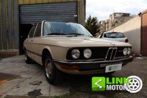 BMW 525 6 CILINDRI 1975 - MOTORE PERFETTO For Sale