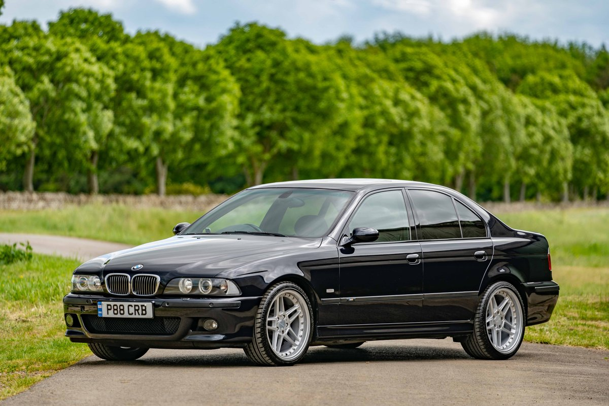 BMW E39 M5 >> 2002 Bmw E39 M5 W Original Schnitzer Pack For Sale Car And