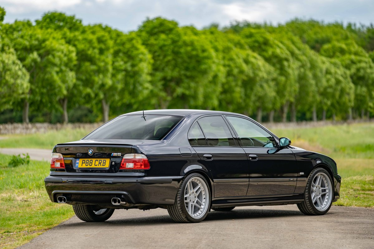 2002 BMW E39 M5 w/original Schnitzer pack For Sale (picture 2 of 6)