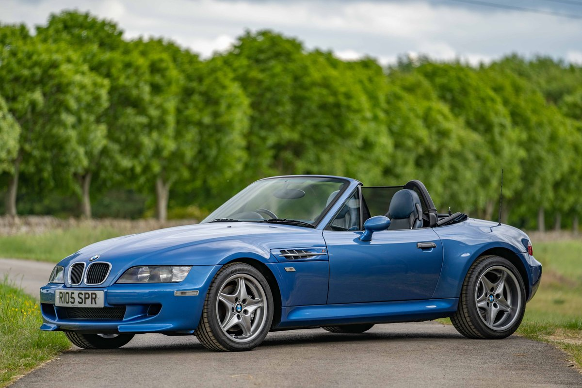 1998 BMW Z3 M Roadster For Sale (picture 1 of 6)
