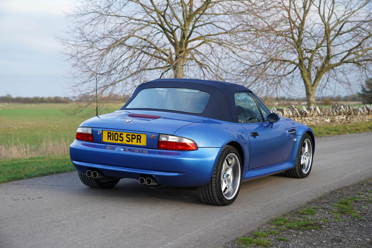 1998 BMW Z3 M Roadster For Sale (picture 2 of 6)