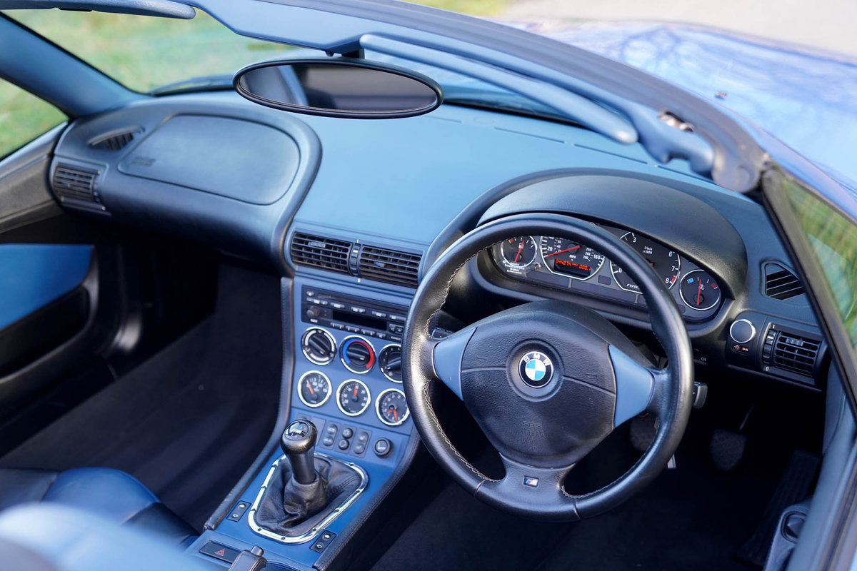 1998 BMW Z3 M Roadster SOLD (picture 3 of 6)