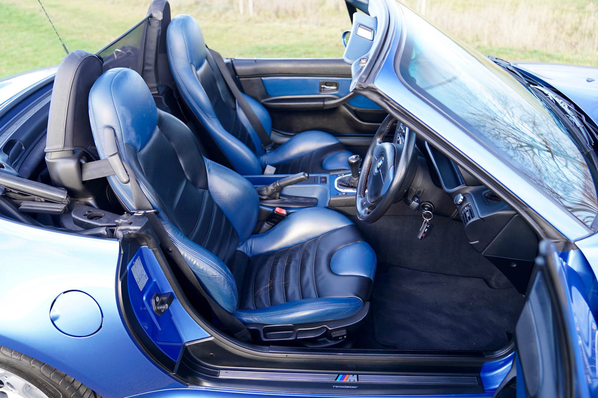 1998 BMW Z3 M Roadster SOLD (picture 4 of 6)